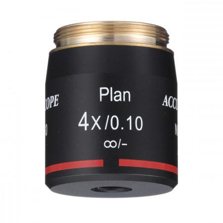 4x NIS Plan Achromat Objective