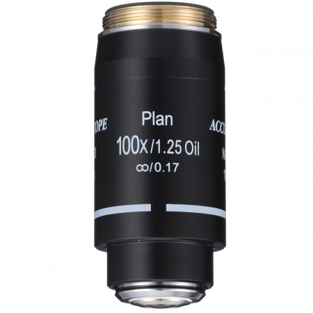 100xR Oil NIS Plan Achromat Objective