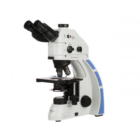 EXC-350 Trinocular Microscope with Plan Objectives & Integrated LED Fluorescence