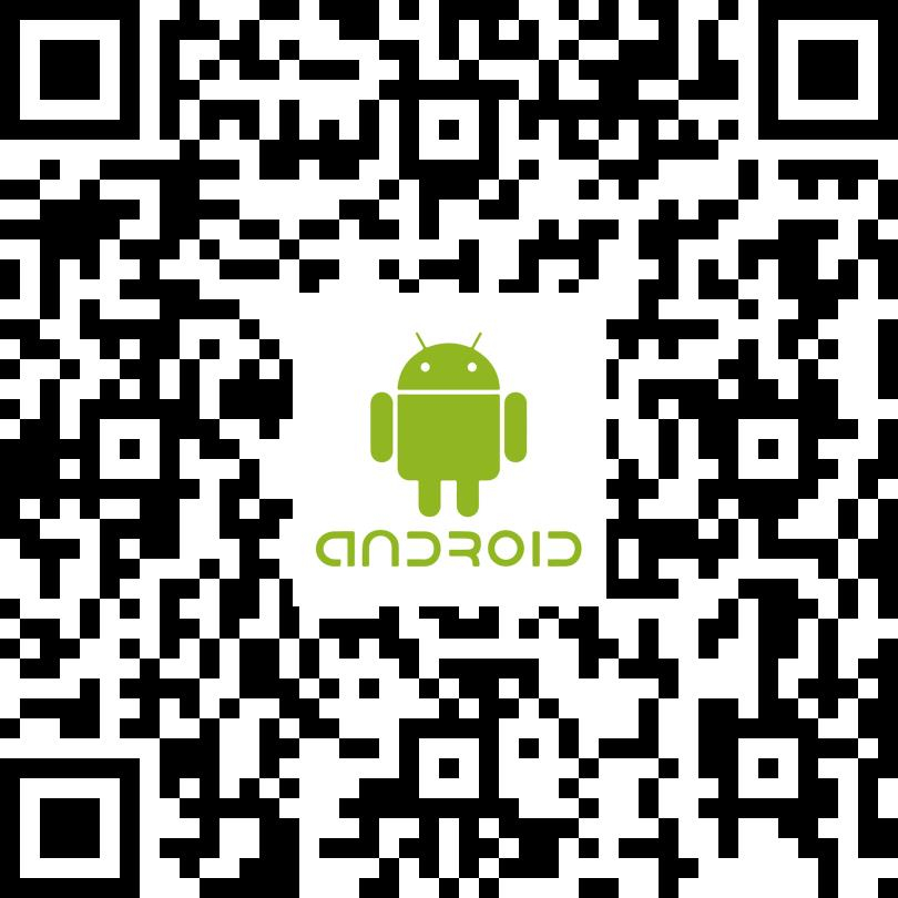 QR code for SKYE View app on Google Play