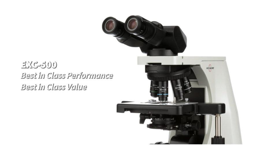 EXC-500 Upright Microscope