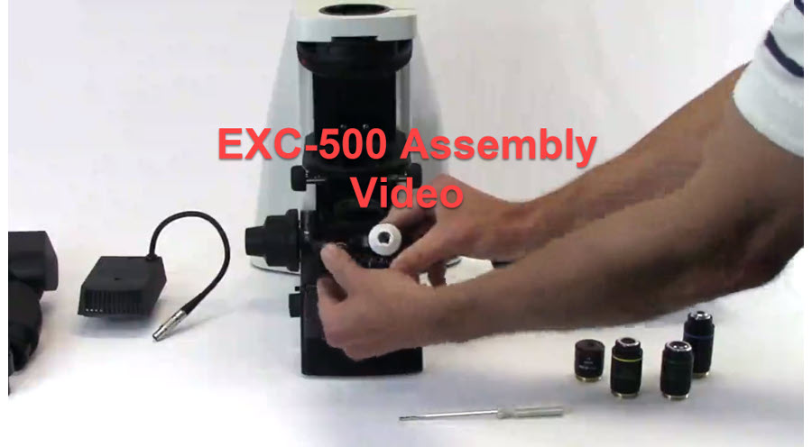 EXC-500 Assembly Video