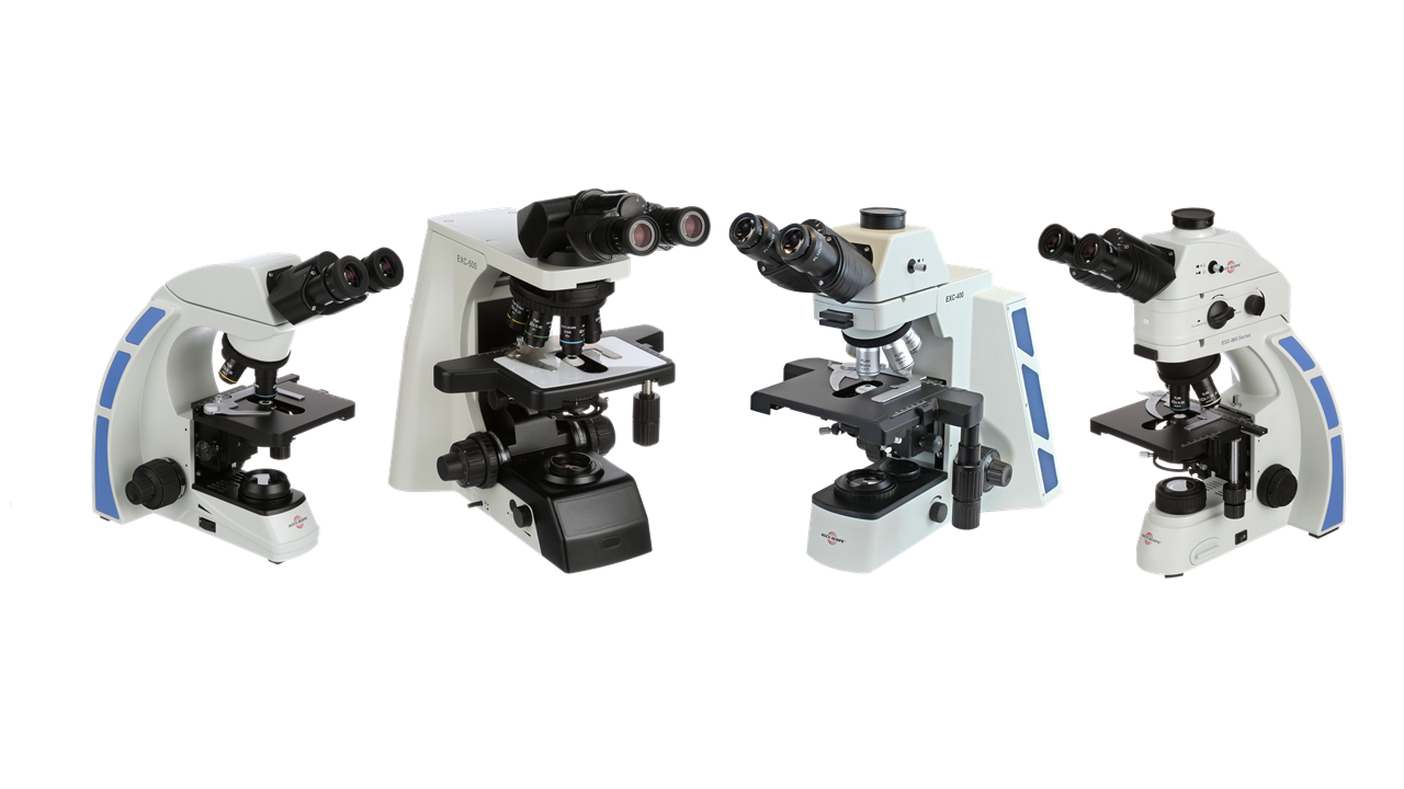 ACCU-SCOPE Offers Microscopes Specially Suited for Clinical Settings